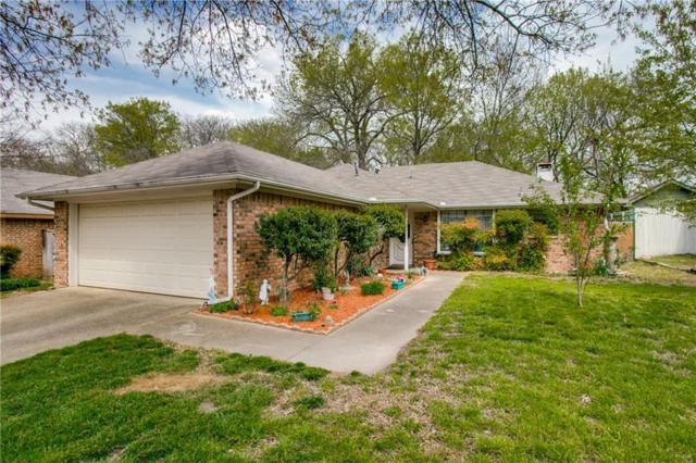 110 Park Circle, Mckinney, TX 75069 (MLS #14062698) :: RE/MAX Town & Country