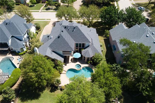 4205 Crown Knoll Circle, Flower Mound, TX 75028 (MLS #14062881) :: Van Poole Properties Group