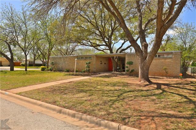 650 Glendale Drive, Abilene, TX 79603 (MLS #14062896) :: RE/MAX Landmark