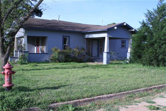 802 Oak, Merkel, TX 79536 (MLS #14062915) :: RE/MAX Town & Country