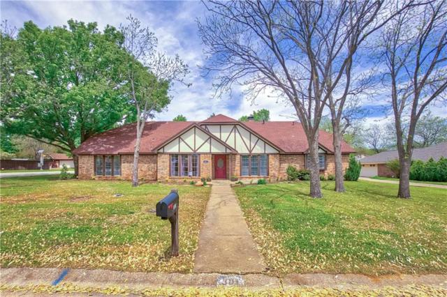 301 Merriman Drive, Highland Village, TX 75077 (MLS #14062918) :: RE/MAX Town & Country