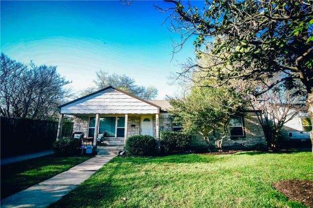 3428 Cloer Drive, Fort Worth, TX 76109 (MLS #14062972) :: RE/MAX Town & Country