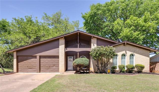 2213 Highcrest Drive, Bedford, TX 76022 (MLS #14062975) :: The Chad Smith Team