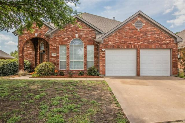 2218 Reedway Court, Arlington, TX 76018 (MLS #14062993) :: RE/MAX Town & Country