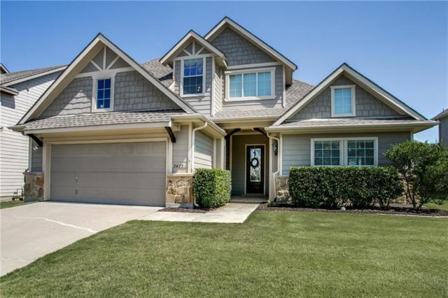 3418 Overhill Drive, Frisco, TX 75033 (MLS #14063033) :: RE/MAX Town & Country