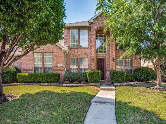 1202 Mesa Trail, Keller, TX 76248 (MLS #14063038) :: RE/MAX Town & Country