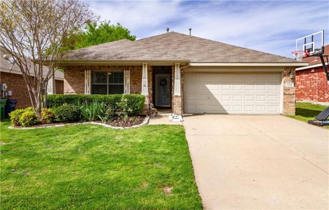 1112 Charlotte Drive, Mckinney, TX 75071 (MLS #14063065) :: Frankie Arthur Real Estate
