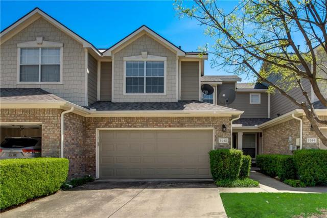 7052 Eagle Vail Drive, Plano, TX 75093 (MLS #14063103) :: RE/MAX Town & Country