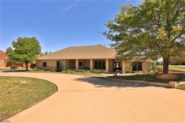 1226 Saddle Lakes Drive, Abilene, TX 79602 (MLS #14063173) :: Lynn Wilson with Keller Williams DFW/Southlake