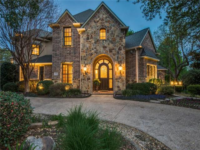 6620 Whispering Woods Court, Plano, TX 75024 (MLS #14063186) :: Baldree Home Team