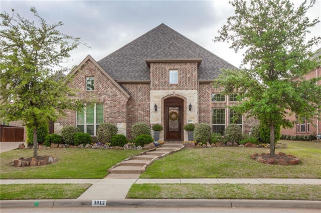 3012 Breckenridge Drive, Flower Mound, TX 75022 (MLS #14063264) :: Hargrove Realty Group