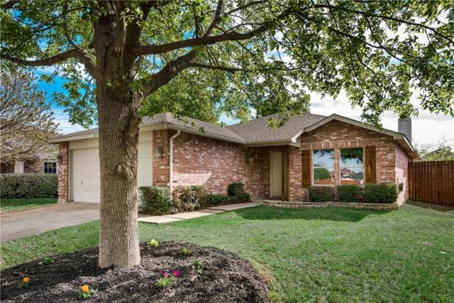 2717 White Oak Drive, Little Elm, TX 75068 (MLS #14063270) :: The Heyl Group at Keller Williams