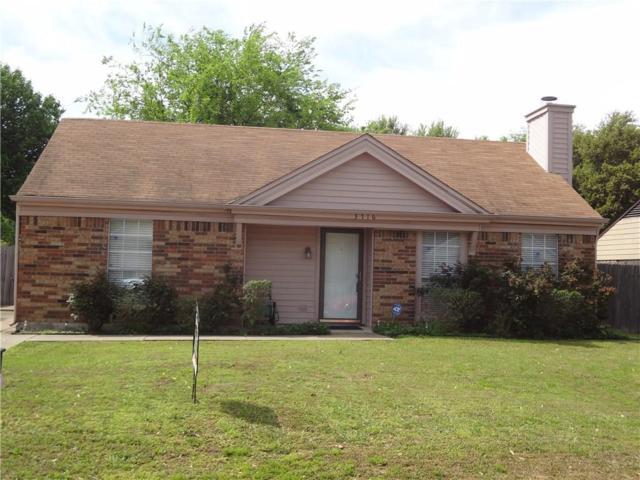 3716 Bigleaf Lane, Fort Worth, TX 76137 (MLS #14063286) :: RE/MAX Pinnacle Group REALTORS