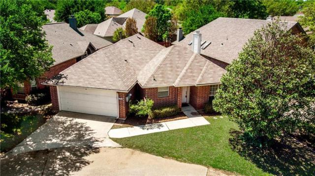 4141 1 Place Lane, Flower Mound, TX 75028 (MLS #14063288) :: RE/MAX Town & Country