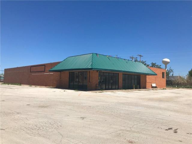 901 Commercial Avenue, Anson, TX 79501 (MLS #14063308) :: The Tonya Harbin Team