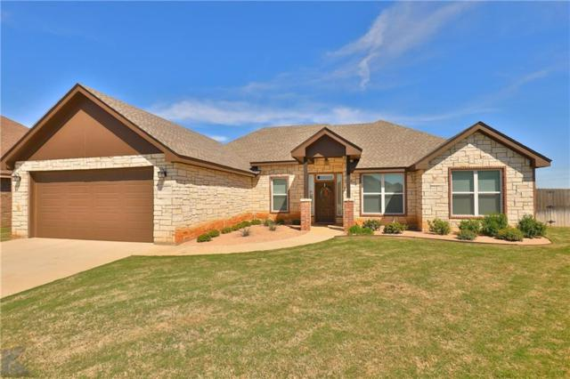 7217 Raven Court, Abilene, TX 79602 (MLS #14063324) :: RE/MAX Town & Country
