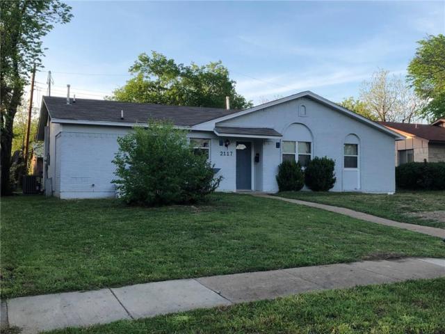 2117 Travis Drive, Carrollton, TX 75006 (MLS #14063331) :: The Heyl Group at Keller Williams