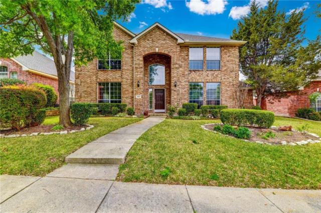 1407 Constellation Drive, Allen, TX 75013 (MLS #14063336) :: Roberts Real Estate Group