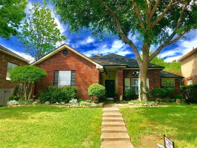 1121 Holly Drive, Carrollton, TX 75010 (MLS #14063344) :: The Heyl Group at Keller Williams