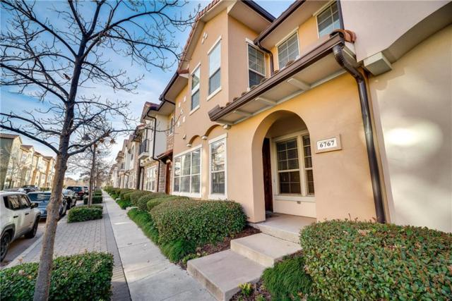 6767 Plaza Via, Irving, TX 75039 (MLS #14063348) :: The Heyl Group at Keller Williams
