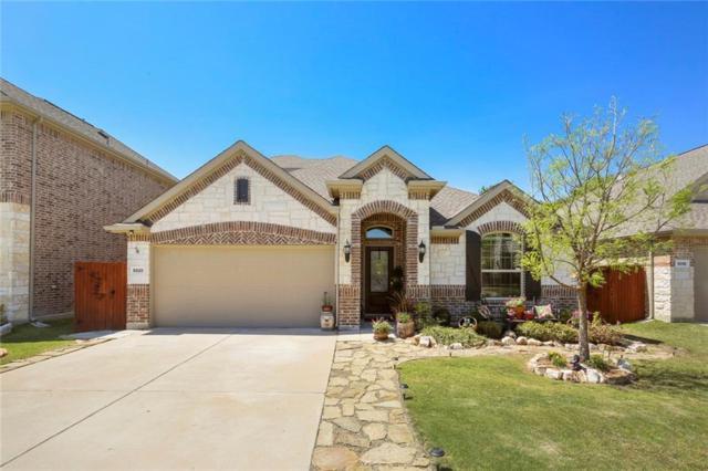 5020 Mcclellan Drive, Frisco, TX 75036 (MLS #14063358) :: The Daniel Team