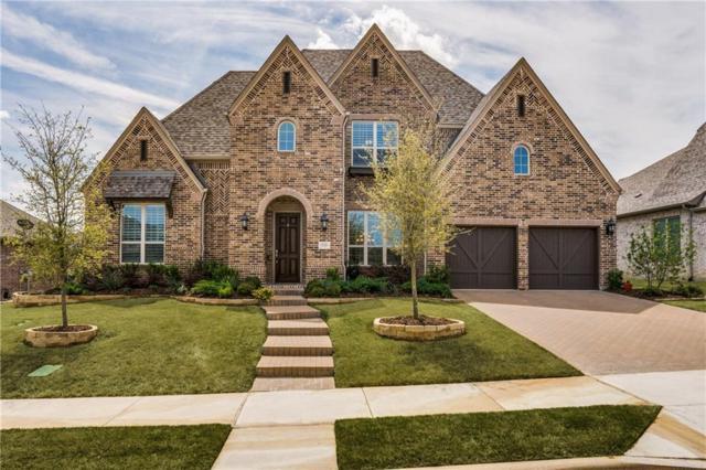 3450 Beechwood Drive, Prosper, TX 75078 (MLS #14063360) :: Kimberly Davis & Associates