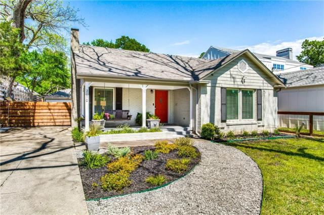 2010 Lakeland Drive, Dallas, TX 75218 (MLS #14063390) :: Robbins Real Estate Group