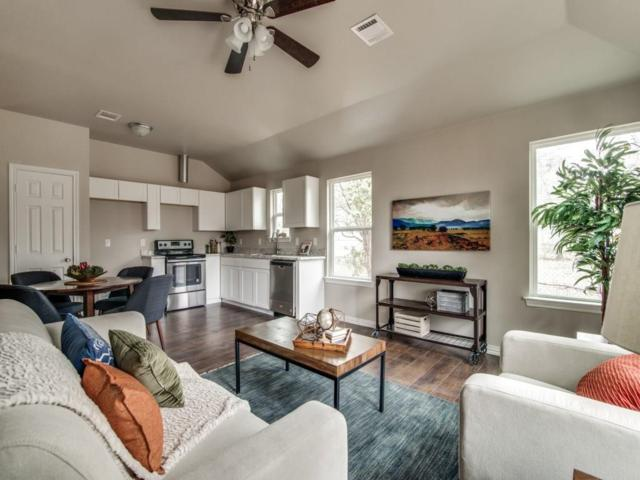 3219 Bideker Avenue, Fort Worth, TX 76105 (MLS #14063391) :: RE/MAX Town & Country