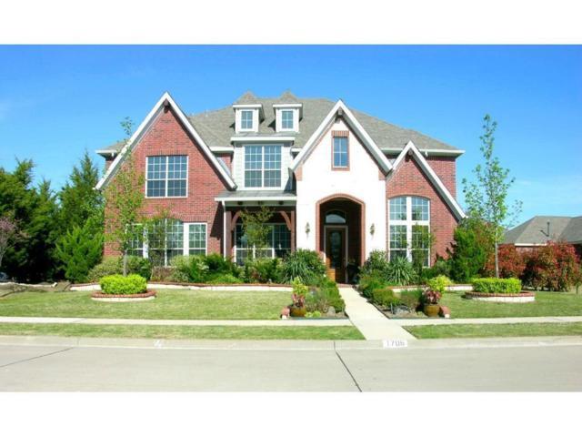 1706 Buckthorne Drive, Allen, TX 75002 (MLS #14063404) :: The Heyl Group at Keller Williams