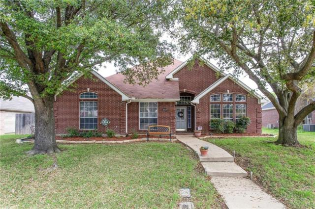 2059 Birchwood Court, Lewisville, TX 75067 (MLS #14063419) :: The Heyl Group at Keller Williams