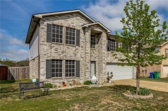 3609 Willow Creek Trail, Mckinney, TX 75071 (MLS #14063583) :: RE/MAX Town & Country