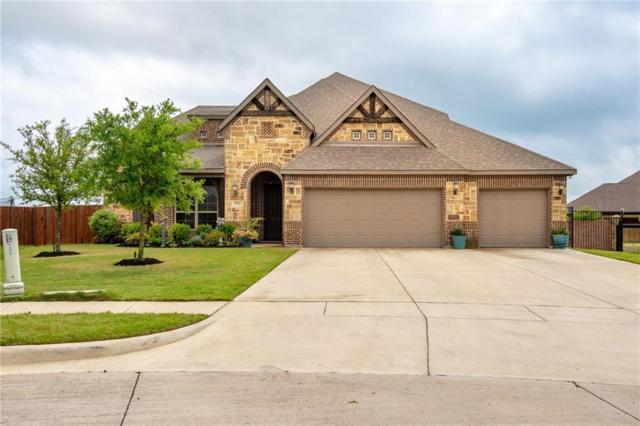 2701 Elmwood Drive, Burleson, TX 76028 (MLS #14063590) :: Baldree Home Team