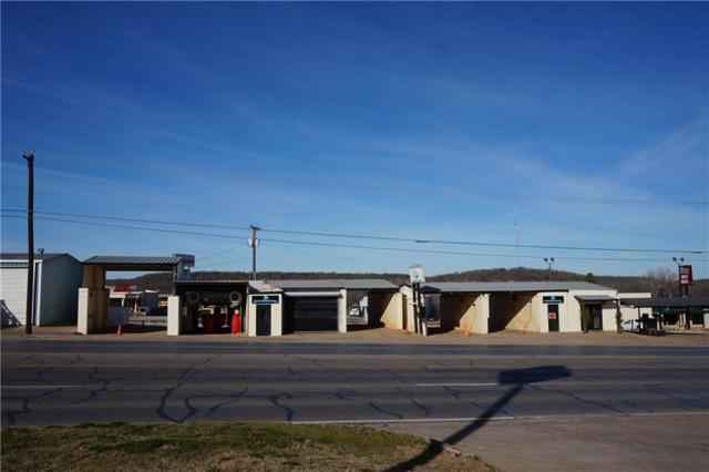 1212 Highway 16 South, Graham, TX 76450 (MLS #14063620) :: The Tierny Jordan Network