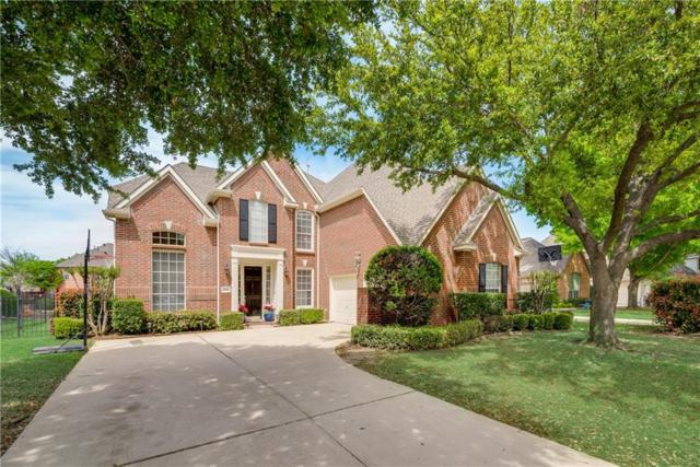 1044 Basilwood Drive, Coppell, TX 75019 (MLS #14063627) :: The Heyl Group at Keller Williams