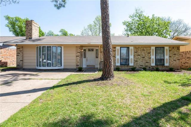 602 Debra Drive, Mesquite, TX 75149 (MLS #14063674) :: RE/MAX Town & Country