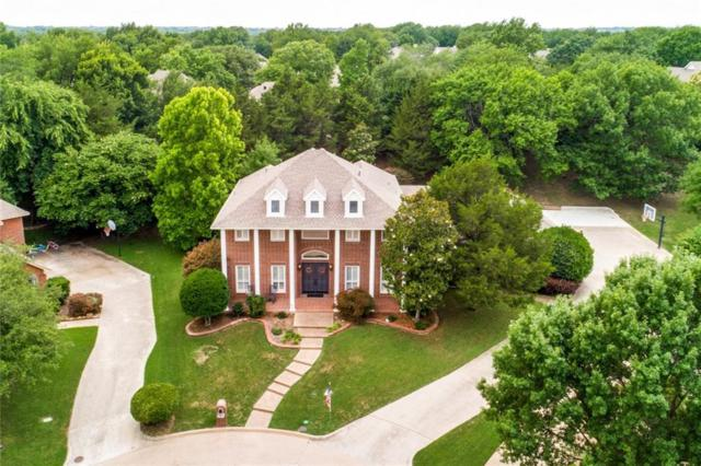 2208 Amherst Circle, Mckinney, TX 75072 (MLS #14063700) :: RE/MAX Town & Country