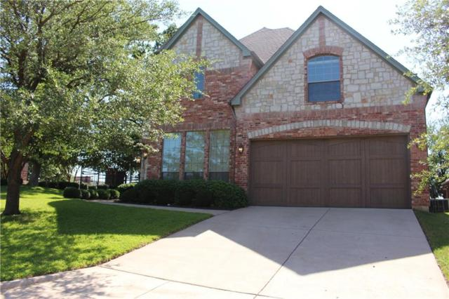3401 N Riley Place, Hurst, TX 76054 (MLS #14063722) :: RE/MAX Town & Country