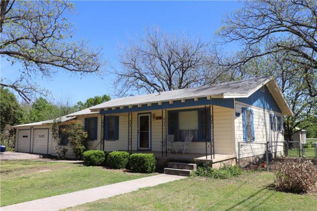 1124 Beaver Street, Brownwood, TX 76801 (MLS #14063733) :: Robbins Real Estate Group