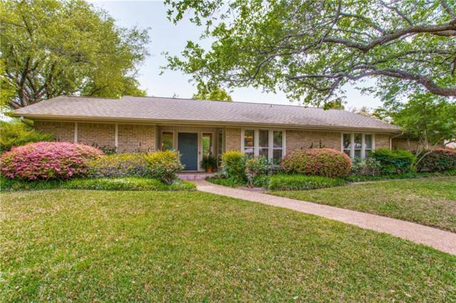6922 Hillwood Lane, Dallas, TX 75248 (MLS #14063760) :: RE/MAX Town & Country