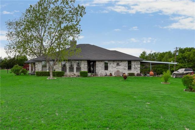 140 Hackberry Circle, Trenton, TX 75490 (MLS #14063766) :: Baldree Home Team