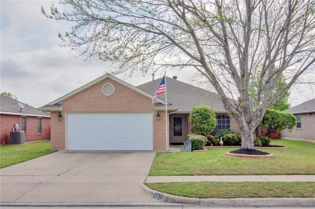 137 Blue Wood Drive, Saginaw, TX 76179 (MLS #14063799) :: RE/MAX Town & Country