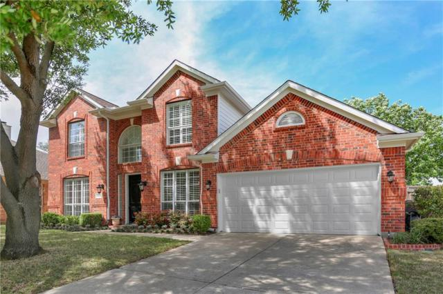 1804 Sumac Drive, Flower Mound, TX 75028 (MLS #14063807) :: RE/MAX Town & Country