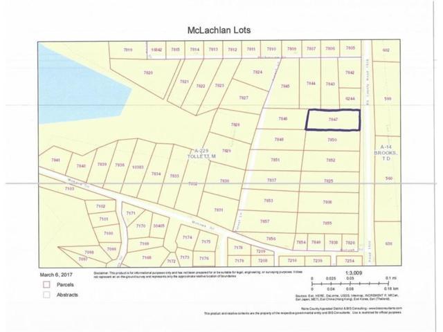 00 Freebridge Road, East Tawakoni, TX 75472 (MLS #14063821) :: The Mitchell Group