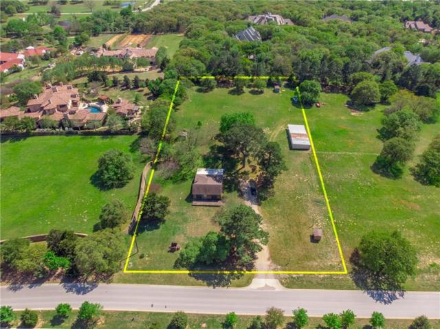 2565 Dove Road, Westlake, TX 76262 (MLS #14063830) :: Team Hodnett