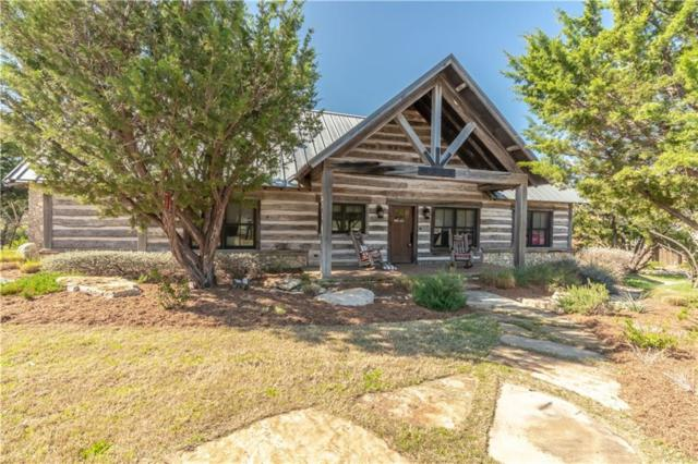 1170 Waterfall Way, Graford, TX 76449 (MLS #14063897) :: The Real Estate Station