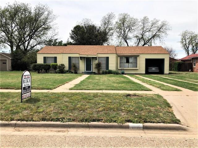 431 S 11th Avenue, Munday, TX 76371 (MLS #14063912) :: RE/MAX Town & Country