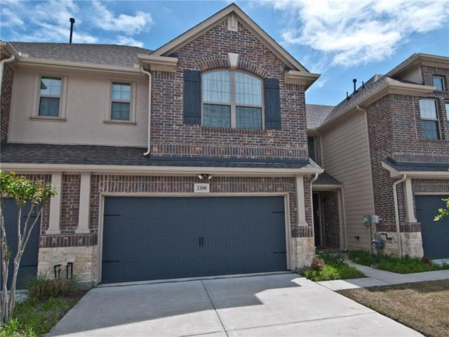 2208 Wabash Way, Plano, TX 75074 (MLS #14063922) :: RE/MAX Landmark