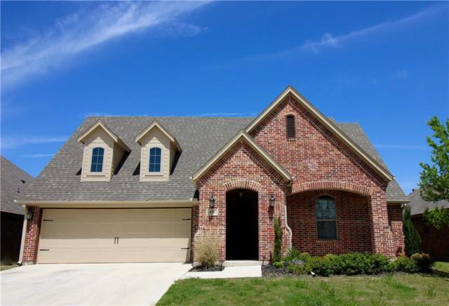 437 Sagebrush Drive, Aledo, TX 76126 (MLS #14063935) :: The Mitchell Group