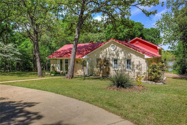 8 Hillside Drive, Wills Point, TX 75169 (MLS #14063940) :: The Sarah Padgett Team