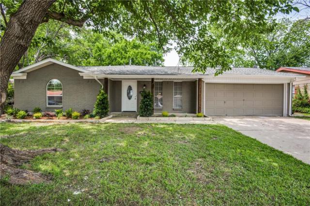 612 Ruidoso Drive, Saginaw, TX 76179 (MLS #14063980) :: Baldree Home Team